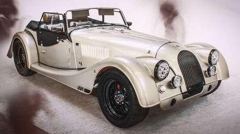Reimagined Classic Cars