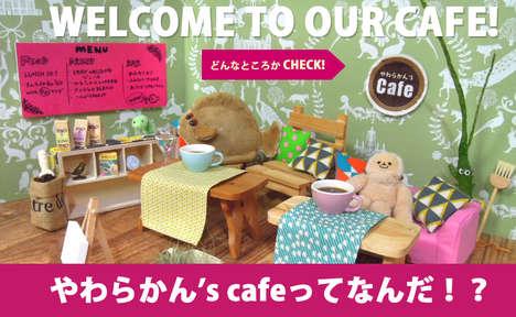 Stuffed Animal Cafes