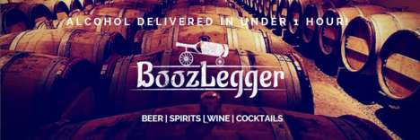 Local Booze-Delivering Apps