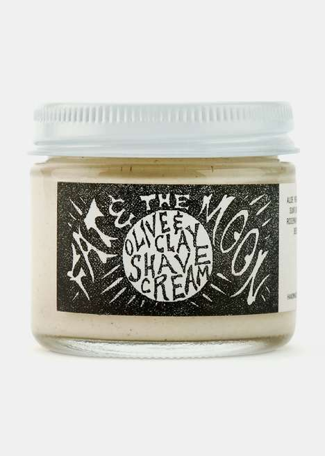 Clay-Infused Shaving Creams