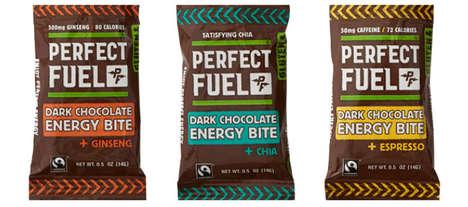 Energy-Boosting Chocolate Snacks