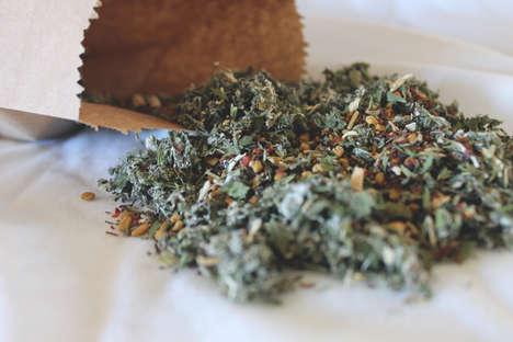 Milk-Boosting Herbal Teas