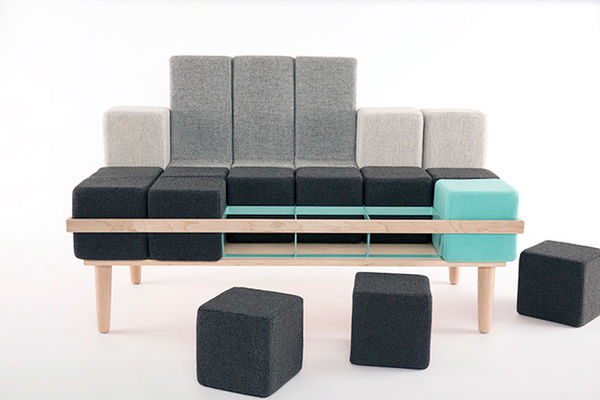 42 Examples of Customizable Seating