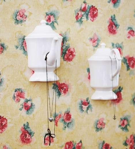 Teapot Wall Hangers