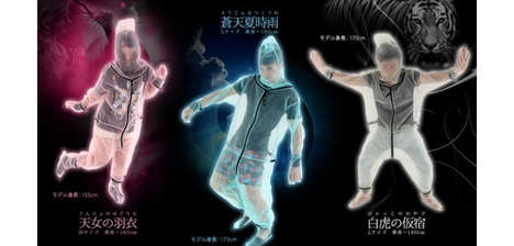 Bug-Repelling Body Suits - Japan's Newest Craze is a Netted Garment that Repels Insects