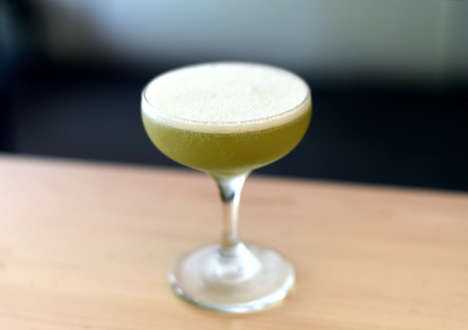 Healthy Green Tea Cocktails