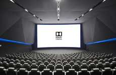 High-Contrast Cinema Projectors - A New Dutch Dolby Vision Theater is the World's Most Advanced