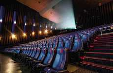 Laser Projection Theaters - The First Latin American Chain Has Installed Laser Projection Technology