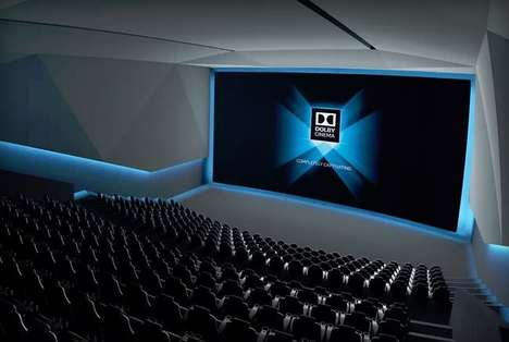 Cinema Projector Upgrades - The AMC and Dolby Partnership Will See Mass Installation of the System