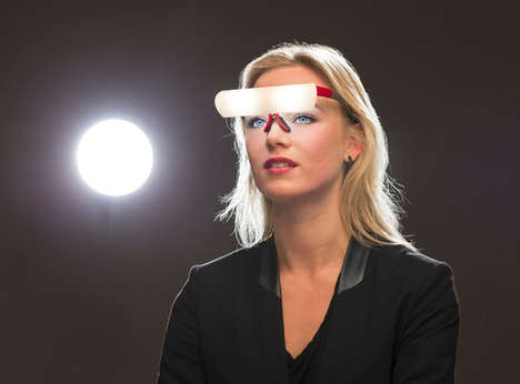 Energy-Boosting Eyewear