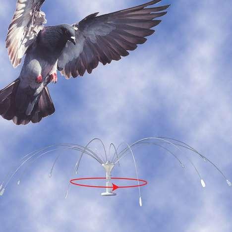 Bird Deterrent Devices