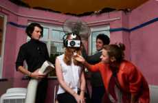 Multi-Sensory Cinemas - 'The Feelies' Transforms Film Experiences with Virtual Reality