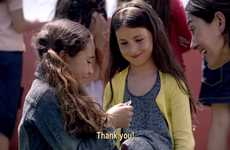 Emotive Hispanic Campaigns - This Heartwarming Kraft Singles Ad Tells the Story of Two Young Girls