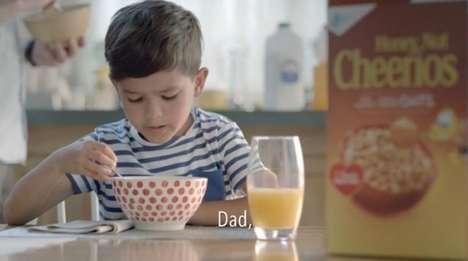 Bilingual Cereal Commercials - This Cheerios Commercial is in Spanish with English Subtitles