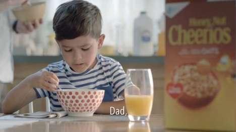 Bilingual Cereal Commercials