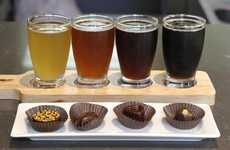 Chocolate Pairing Classes - These Classes Teach Consumers How to Pair Alcohol with Chocolate