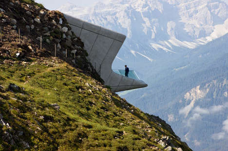 Submerged Mountain Museums