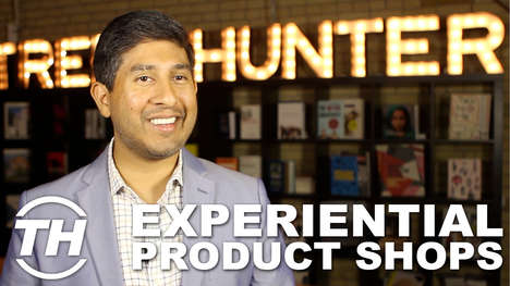 Experiential Product Shops