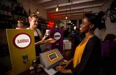Positivity-Rewarding Cafes - Marmite's Twitter Shop Treats 'Lovers' for Free, While 'Haters' Pay