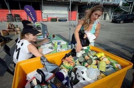 Food Redistribution Initiatives