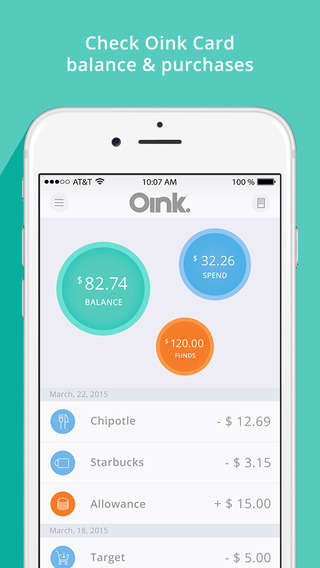 Parent-Controlled Banking Apps - This New Finance App Facilitates Peer-to-Peer Money Transfers