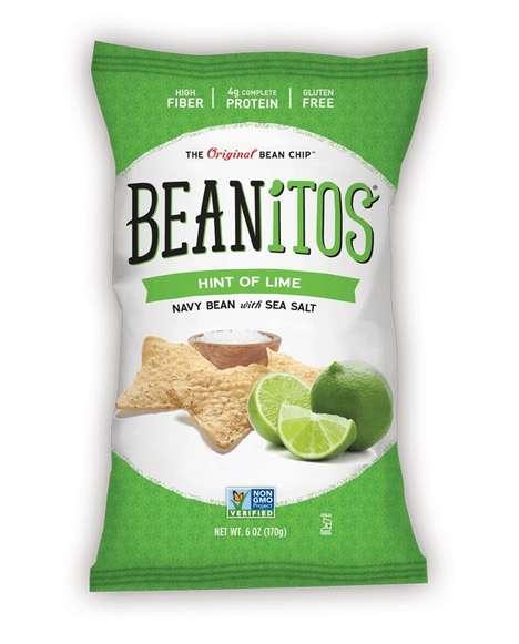 Citrusy Bean Chips