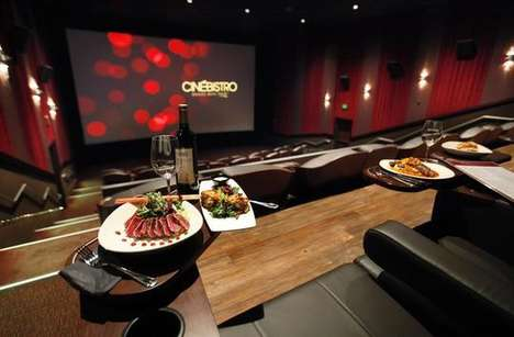 Hybrid Restaurant-Theaters