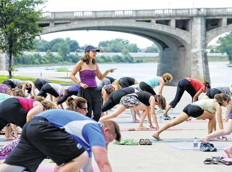 Riverside Yoga Classes
