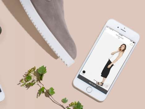 Weather-Specific Shopping Apps - This New Shopping App Suggests Clothing Choices Based on Weather