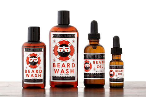 Organic Beard Washes