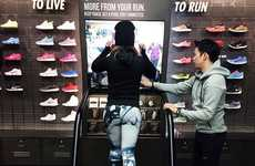 Futuristic Athletic Retailers