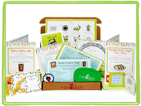 Inclusive Culinary Kits - The Raddish Help Children and Tweens Appreciate and Understand Cooking