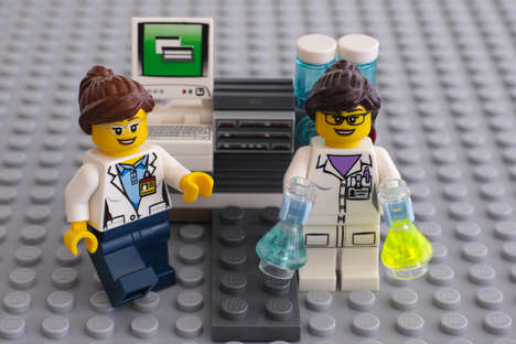 LEGO-Based Research Stations