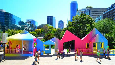 Public Porch Pavilions