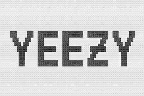 LEGO Fashion Logos