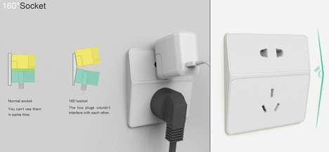 Ergonomic Socket Designs