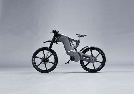 Military Hybrid E-Bikes