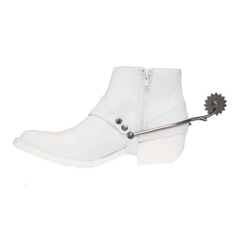 Contemporary Spur Boots