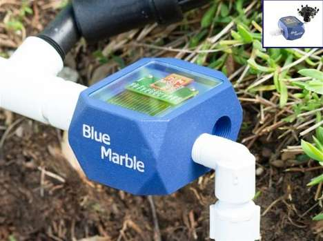 Solar-Powered Watering Systems
