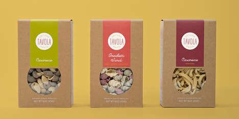 Cardboard-Boxed Pasta