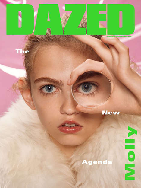 Quirky Model Covers