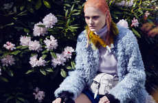 Blossoming Raver Editorials