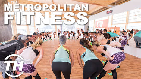 Metropolitan Fitness - Misel Saban Counts Down Four Unique Places to Find Fitness in the City