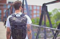 Self-Closing Backpacks