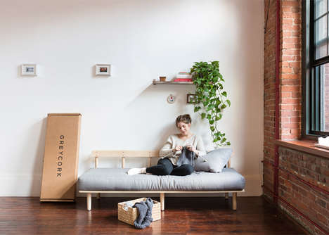 Quick-Assembly Furnishings
