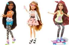 Educational Fashion Dolls