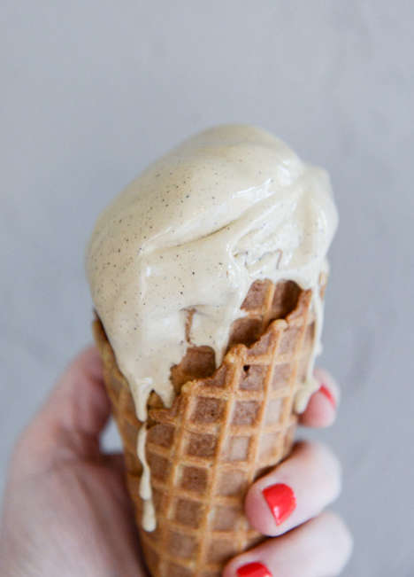 Iced Coffee Ice Cream