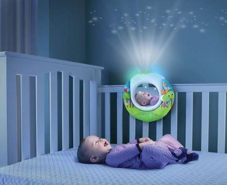 Calming Baby Projectors - The Magical Firefly Soother and Projector Helps Babies Unwind Before Bed