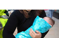 Thermal Baby Carriers - This Insulated Infant Carrier is Intended for Extreme Temperatures