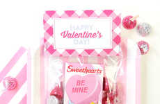 Romantic Candy Bag DIYs